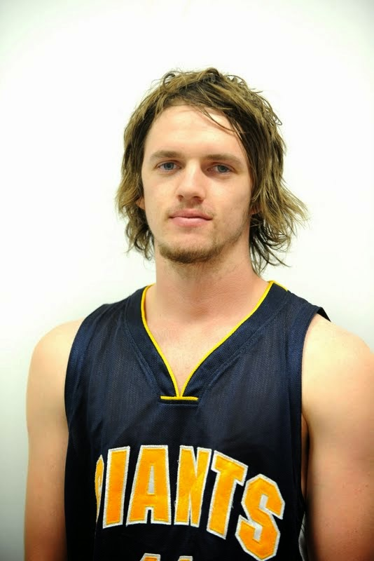 Giants guard Brandon Holloway. Photo: State Basketball League - sbl.asn.au