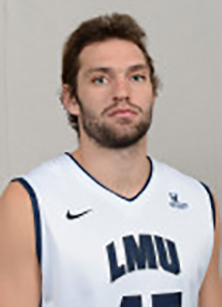 Giants recruit David Humphries. Photo: Loyola Marymount University