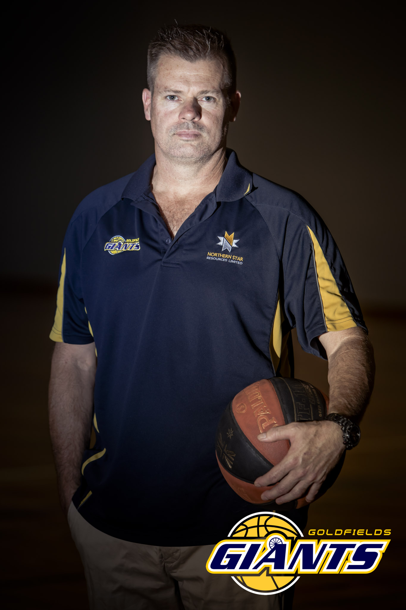 New Goldfields Giants chairman Russell Duncan.